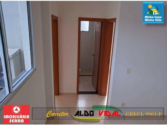 ARV 99 Apartamento 2 Quartos Novo Pronta Entrega. Praia Balneário Carapebus, Serra - Foto 10