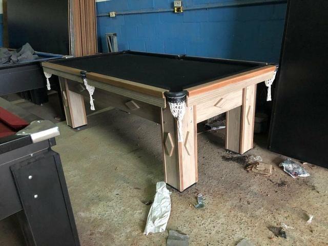 Mesas de bilhar a pronta entrega - Foto 3