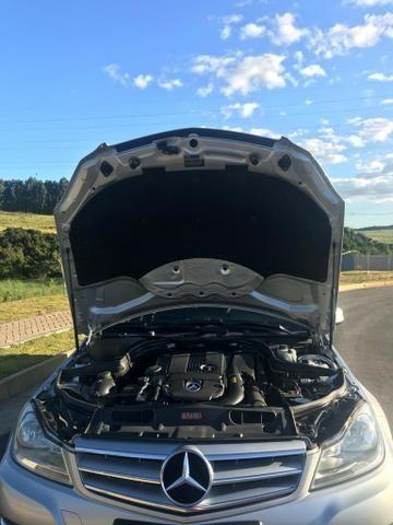 Mercedes-Benz C 180 1.8 CGI Classic 16V Turbo Gasolina 4P Aut. - 2011/2012 - Foto 14
