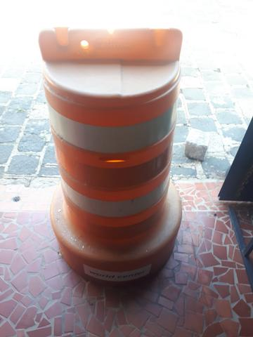Cones a r$10.00Material para segurança contenção de pessoas para estabelecimentos - Foto 3