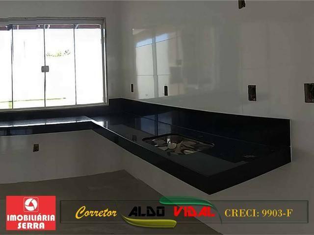 ARV 109. Casa 3 quartos em Área Nobre de Morada de Laranjeiras Finalizando Obras - Foto 5