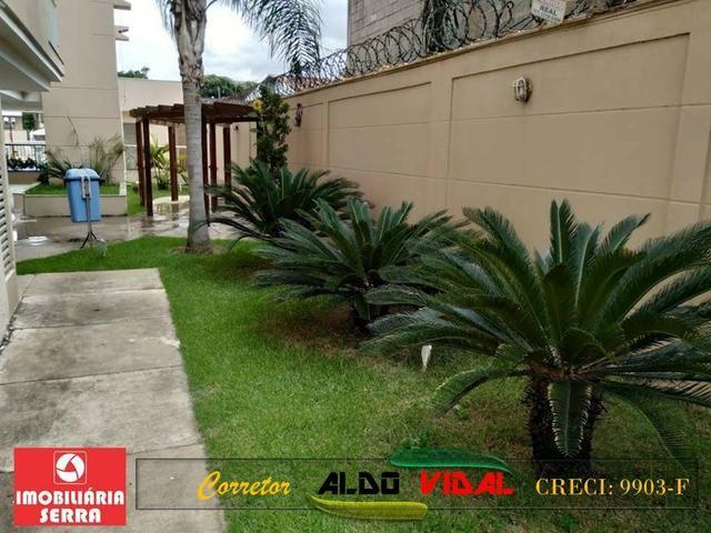 ARV 103. Apartamentos 2 Quartos Com Lazer Completo. Prq. Res. Laranjeiras, Serra-E.S - Foto 3