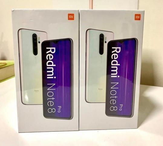 Xiaomi Note 8 PRO 128GB - 1.750,00 novo Pronta Entrega