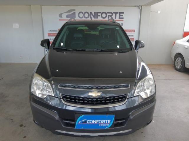 Chevrolet captiva 2012 2.4 sfi ecotec fwd 16v gasolina 4p automÁtico - Foto 2