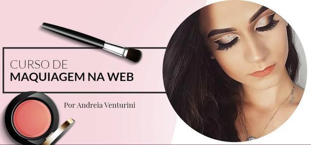 Curso de Maquiagem na Web - Foto 3