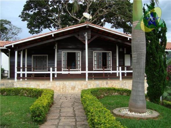 Chácara residencial à venda, José Veríssimo, Paraisópolis.