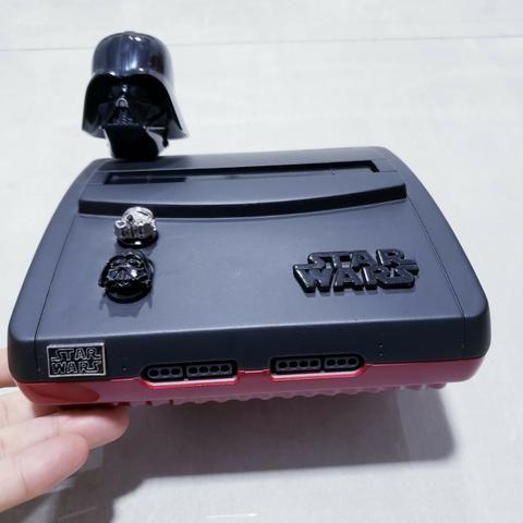 """Super Nintendo personalizado """"Star Wars"""" - Foto 2"""