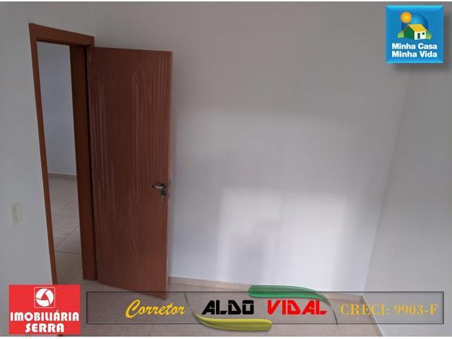 ARV 96 Apartamento Novo 2 Quartos, Condomínio Club. Carapebus, Serra - ES - Foto 10
