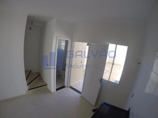 JG. Financiamento direto com a construtora! Duplex de 2 suítes perto da praia - Foto 6