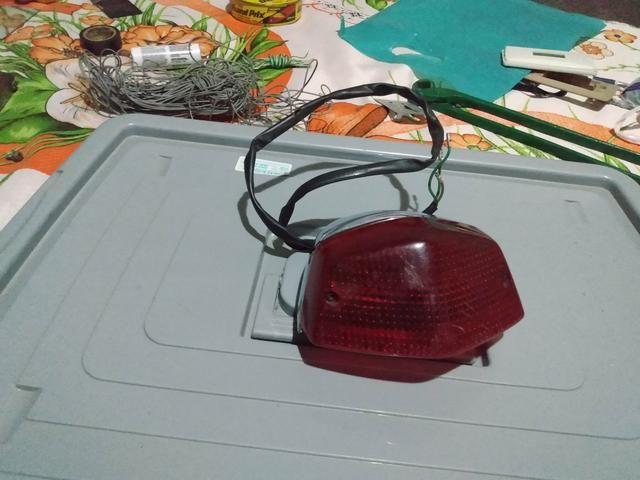 Shadow 600 lanterna traseira - Foto 2