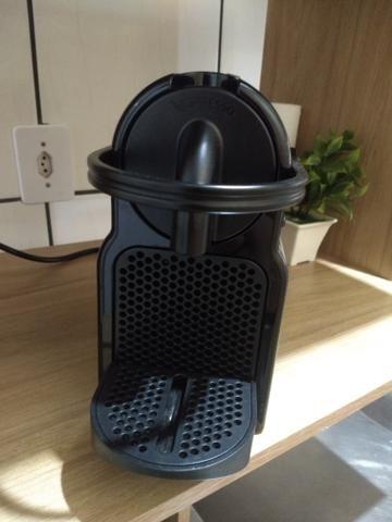 Cafeteira Nespresso com cápsulas aceito cartão até 12x juros por conta do comprador - Foto 3