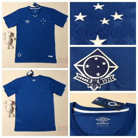 Camisas de futebol oficiais Importadas - Foto 3