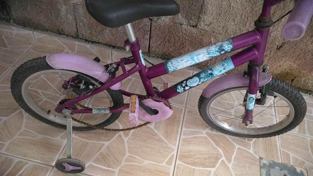 Bicicleta semi nova - Foto 5