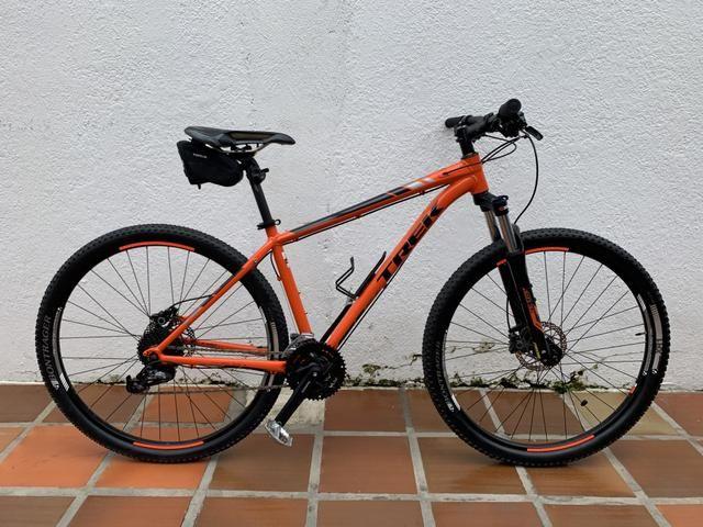 Bike Trek X-Caliber 6 impecável