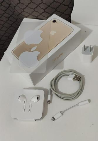 IPhone 7 32Gb Dourado - Foto 6