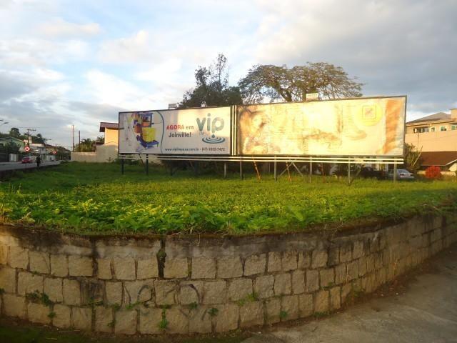 Terreno para alugar com 0 dormitórios em Saguacu, Joinville cod:01400.003 - Foto 2