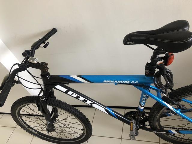 Bicicleta GT-i Avalanche (Não aceito trocas)