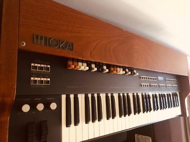 Orgão Tokai Tx5 Classic