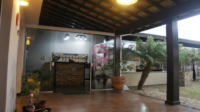 Venda/ casa condominio home clube - vila branca - jacarei-3 dormitorios suite - Foto 13