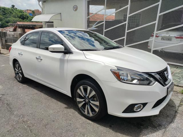 Sentra Nissan 2.0 2018 sv cvt aut - Foto 3