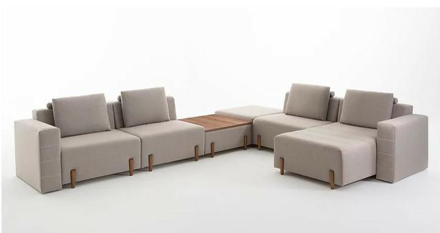 Confortável Sofá Modularizado para compôr qualquer Ambiente- Solicite Orçamento!