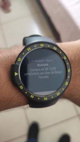 Smartwatch Ticwatch S - De R$ 2400 Por Apenas R$ 750 Responde Whatsapp