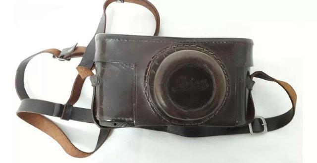 Câmera Leica D.r.p. Ernst Leitz Wetzlar N307674 - Foto 3
