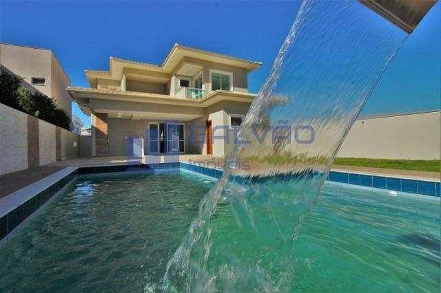 JG. Excelente / linda casa duplex no Boulevard Lagoa com 4 suítes!!