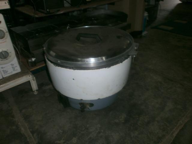 Panela com aluminio fundido e fogareiro em baixo - grande - Foto 3