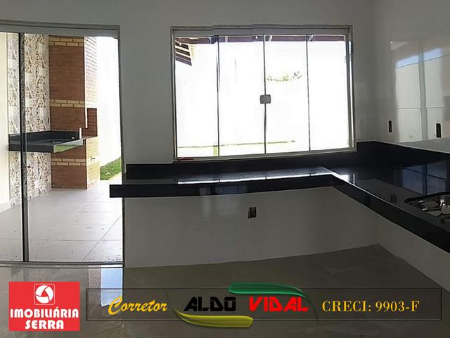 ARV 105. Casa 3 Qtos, Varanda, Suíte, Churrasqueira, Quintal Grande, Morada de Laranjeiras - Foto 5