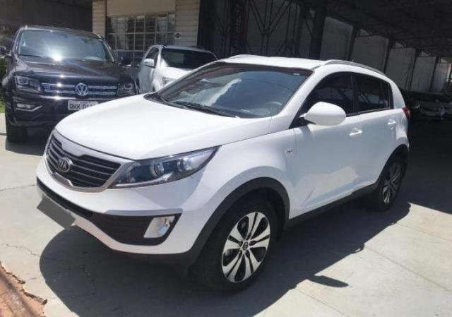 SPORTAGE 2013/2013 2.0 LX 4X2 16V FLEX 4P MANUAL