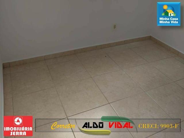 ARV 99 Apartamento 2 Quartos Novo Pronta Entrega. Praia Balneário Carapebus, Serra - Foto 11