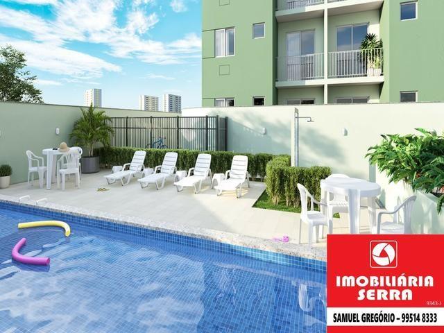 SAM 176 Villa do Mestre - 50m² - 2 quartos c/suite - Entrada em 60X - Foto 2