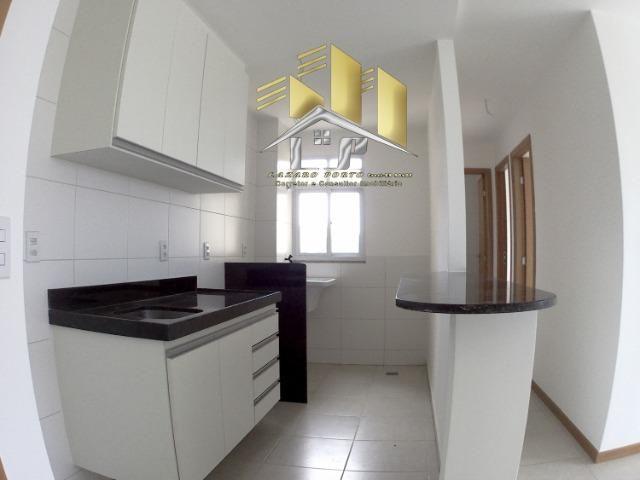 Laz- Alugo apartamento com varanda perto da praia (09) - Foto 12