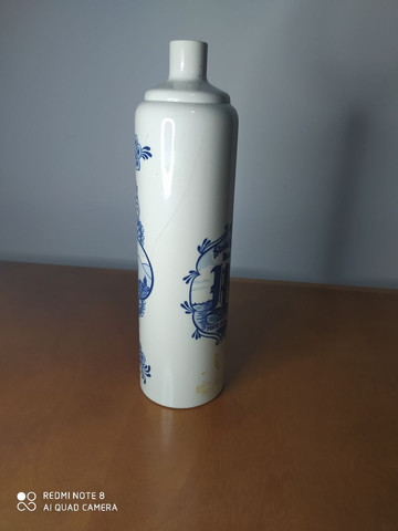 Garrafa de porcelana.  - Foto 2