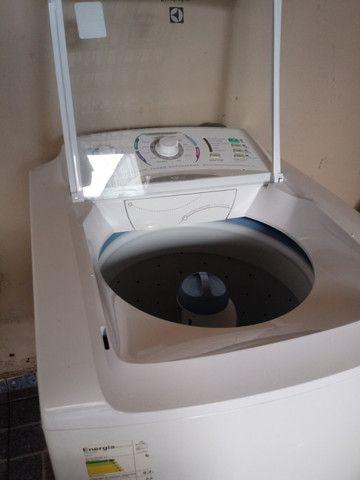Máquina Electrolux Lava-roupas Turbo 12kg