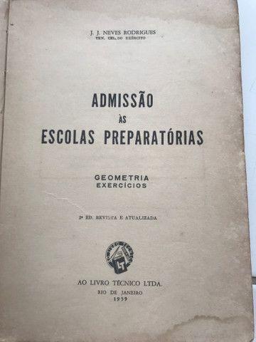 Livro admissão as escolas preparatórias forças armadas - Foto 3