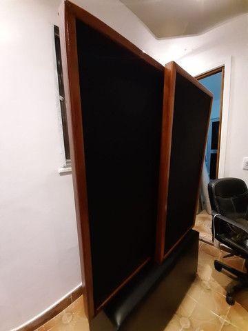 Painél acústico - Personalizado 120x60 - 3x5  - Foto 2