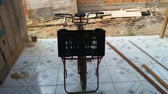 Bicicleta cargueira monark - Foto 4