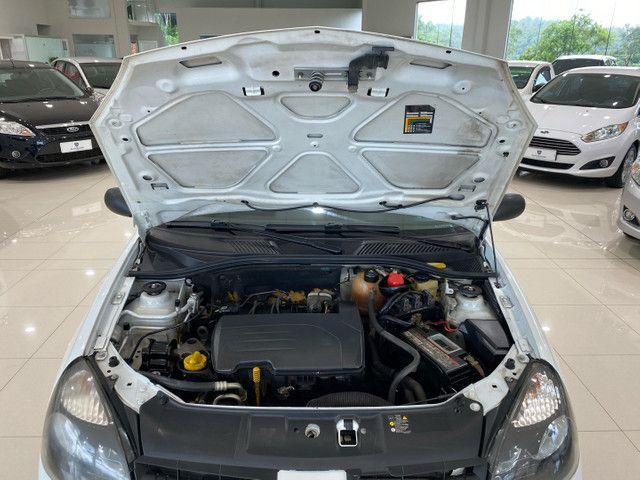 Renault Clio Completo 2 Portas 2011, Bancos Couro, Valor Repasse . - Foto 11