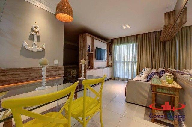 Apartamento todo MOBILIADO com 1 dormitório à venda, 39 m² por R$ 380.000 - Capuan - Cauca - Foto 19