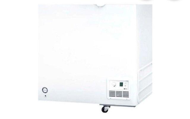 Freezer fricon semi-nova,zeladinha - Foto 2