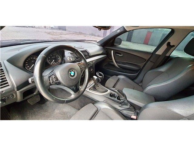 Bmw 118i 2010 2.0 top hatch 16v gasolina 4p automático - Foto 8