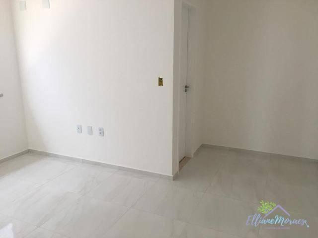 Casa à venda, 90 m² por R$ 259.000,00 - Encantada - Eusébio/CE - Foto 9