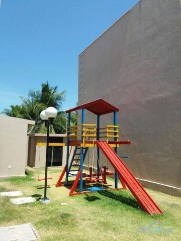 Casa com 2 dormitórios à venda, 69 m² por R$ 220.000,00 - Tamatanduba - Eusébio/CE - Foto 8