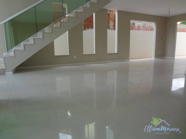 Casa à venda, 223 m² por R$ 470.000,00 - Precabura - Eusébio/CE - Foto 3