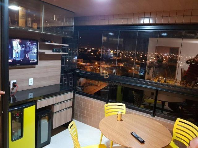 Edf Barão José Miguel Apartamento com 3 dormitórios à venda, 107 m² por R$ 557.000 - Farol - Foto 3