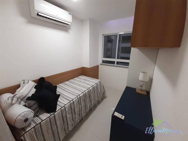 Apartamento à venda, 73 m² por R$ 288.115,00 - Centro - Eusébio/CE - Foto 7