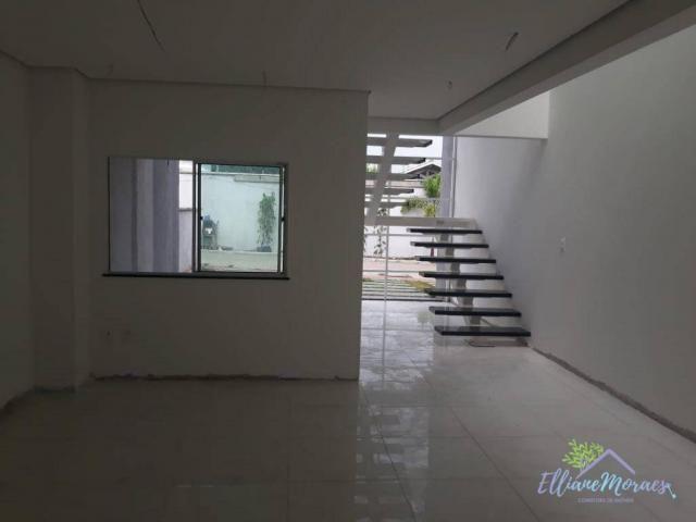 Casa à venda, 133 m² por R$ 491.700,00 - Eusébio - Eusébio/CE - Foto 4