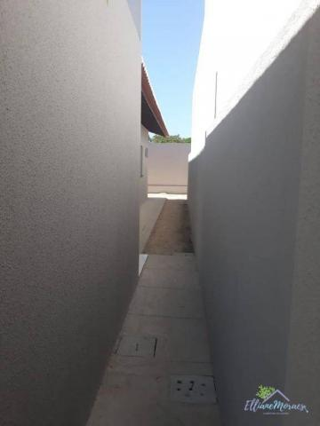 Casa com 3 dormitórios à venda, 85 m² por R$ 249.000,00 - Encantada - Eusébio/CE - Foto 13
